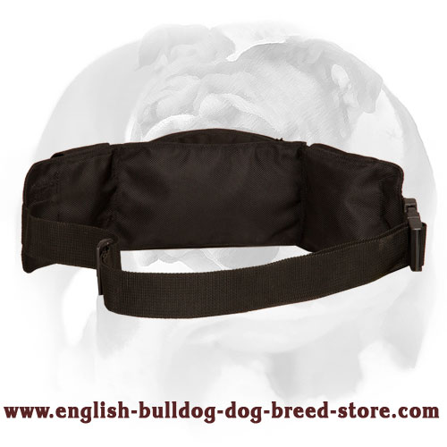 English Bulldog High-Quality Pouch