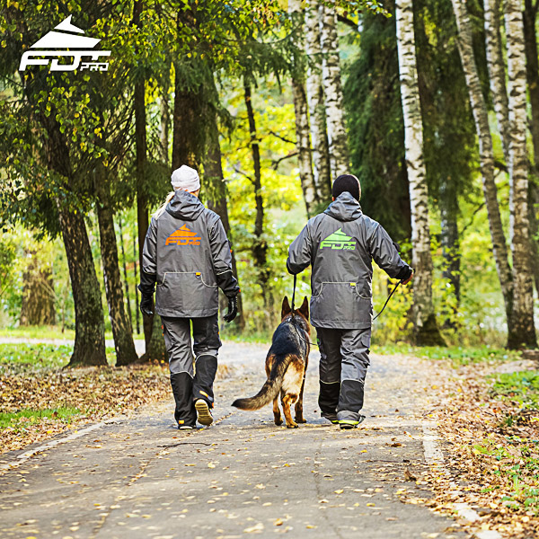 FDT Pro Dog Trainer Jacket of Best Quality for Everyday Activities