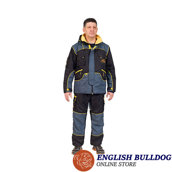 Water Resistant Protection Dog Bite Suit for Dog Training