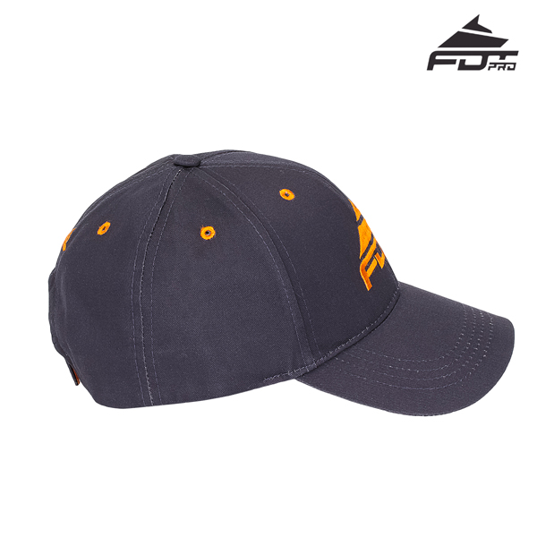 Best Quality Easy to Adjust Snapback Cap for Dog Walking